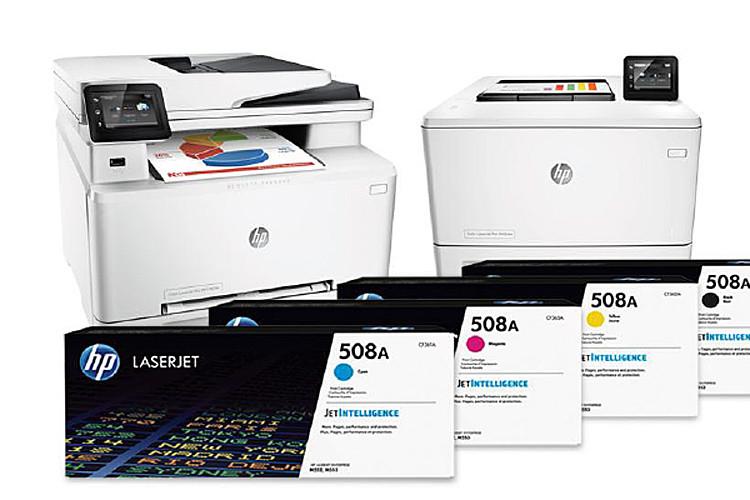 HP presenta sus tóners inteligentes para impresoras